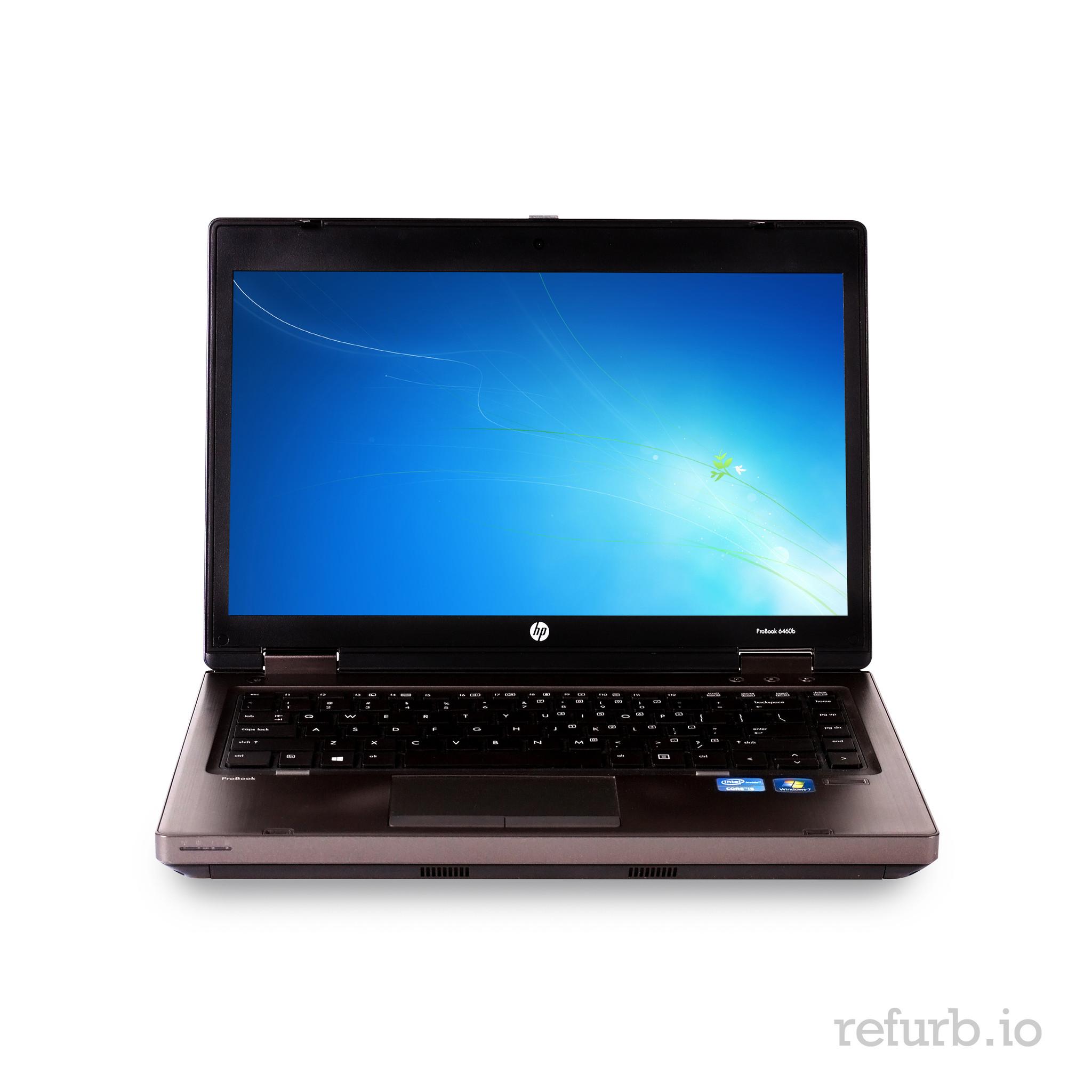 HP PROBOOK 6460b LAPTOP, 4GB, 250GB HDD, INTEL i5 2520M 2.5GHz | CNB